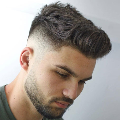 Best Men's Haircuts For Your Face Shape 2019 | Men's Hairstyles + With Regard To Best Long Haircuts For Square Faces (View 18 of 25)