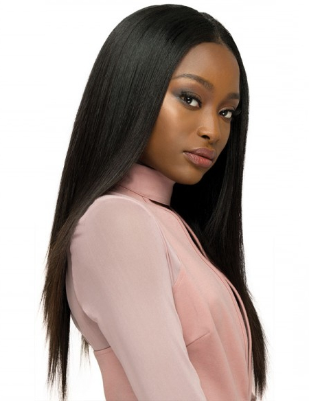 Best Straight Human Hair Weave Hairstyles For Black Women | Elevate For Long Weave Hairstyles (View 18 of 25)