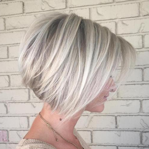 Best Two Bob Hairstyles Short Back Long Front   Bob Hairstyles For Short In Back Long In Front Hairstyles (View 25 of 25)