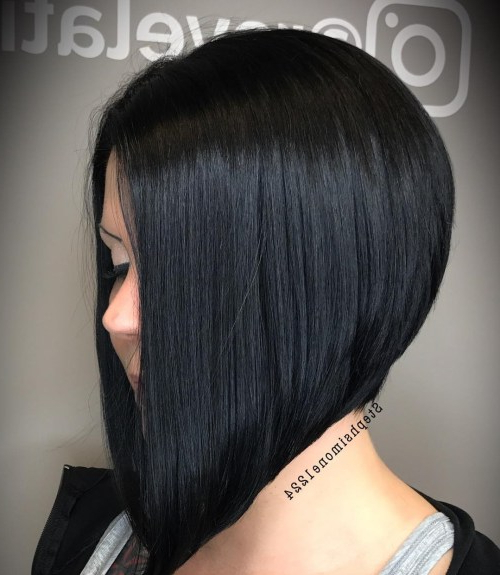 Best Two Bob Hairstyles Short Back Long Front | Bob Hairstyles Within Hairstyles Long Front Short Back (View 18 of 25)