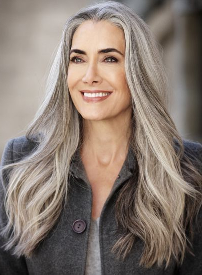 Bildergebnis Für Long Grey Haired Women Over 50 | Gloriously Grey Intended For Long Hairstyles For Grey Haired Woman (View 6 of 25)