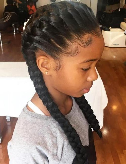 Black Girls Hairstyles And Haircuts – 40 Cool Ideas For Black Coils For Long Hairstyles For Black Ladies (View 9 of 25)