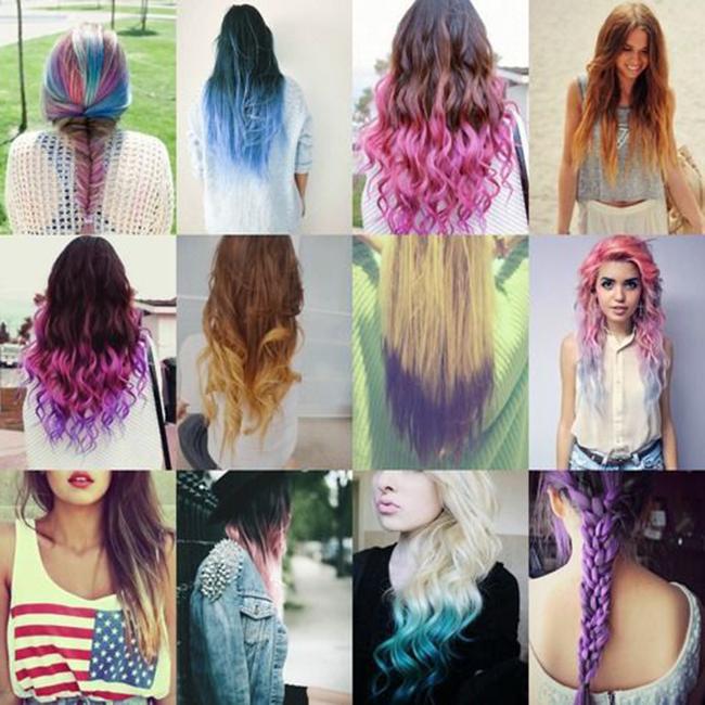 Blog – How To Dip Dye Hair For Long Hairstyles Dip Dye (View 16 of 25)