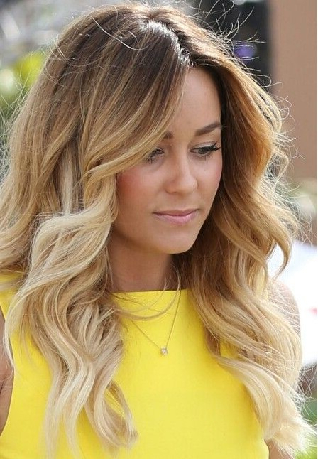 Blonde Long Hairstyles: Lauren Conrad Hair – Popular Haircuts With Regard To Long Hairstyles Blonde (View 11 of 25)