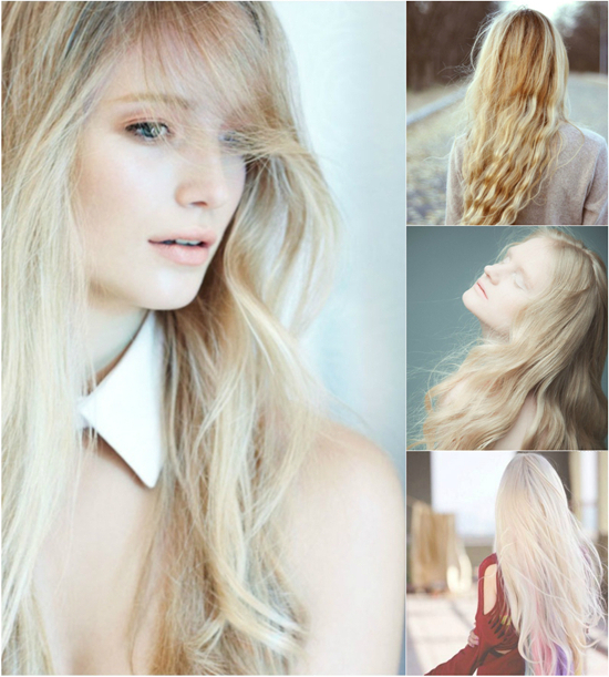 Blonde Super Long Hairstyles For 2013Natural Human Hair Regarding Long Hairstyles Natural (View 23 of 25)