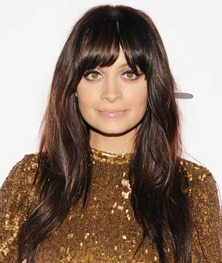 Blunt Bangs: Spring's Hottest Accessory For Long Hairstyles Pertaining To Sleek, Straight Tresses For Long Hairstyles (View 7 of 25)