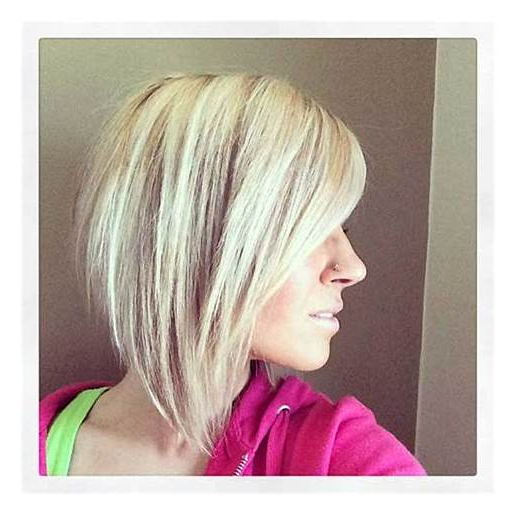 Bob Haircut Short In Back Long Front Hair Beauty Tips Amp Tricks 2019 Within Short In Back Long In Front Hairstyles (View 17 of 25)