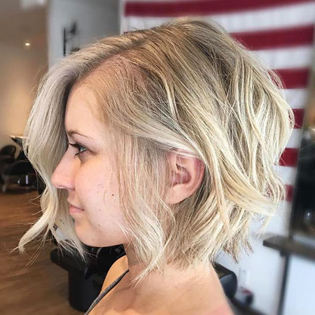 Bob Haircuts For Fine Hair 2017 | Bob Hairstyles 2018 – Short Intended For Messy Layered Haircuts For Fine Hair (View 10 of 24)