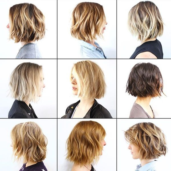 Bob Hairstyles Are So Simple, Sophisticated And Easy To Style! Check Pertaining To Neck Long Hairstyles (View 22 of 25)