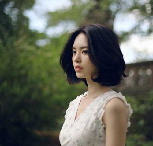 Bob Hairstyles For Asian Women | Hairstylo Pertaining To Long Bob Hairstyles Korean (View 11 of 25)