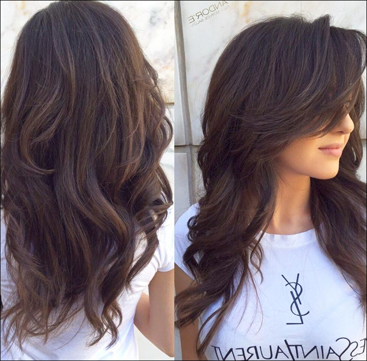 Boho Chic Long Hairstyles And Haircuts Within Chic Long Hairstyles (View 13 of 25)