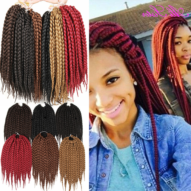 Box Braids Hairstyle Crochet Hair Braiding Dreadlock Extensions Pertaining To Long Hairstyles Extensions (View 6 of 25)