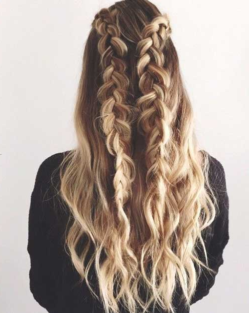 Braid Hairstyles For Long Curly Hair | Hairstyles Throughout Long Curly Braided Hairstyles (View 9 of 25)