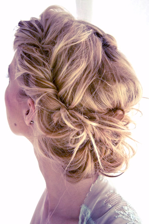 Braided Bun Prom Hairstyle – Having Kids In Braided Chignon Prom Hairstyles (View 9 of 25)