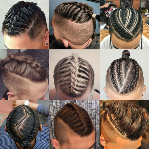 Braids For Men – The Man Braid 2019 | Men's Haircuts + Hairstyles 2019 For Long Hairstyles Plaits (View 20 of 25)