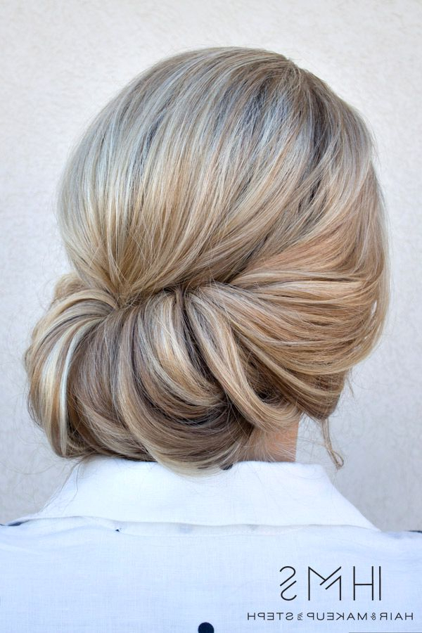 Bridal Worshop | Updos!! | Pinterest | Cabello, Peinados And Pelo With Twisted Side Roll Prom Updos (View 21 of 25)