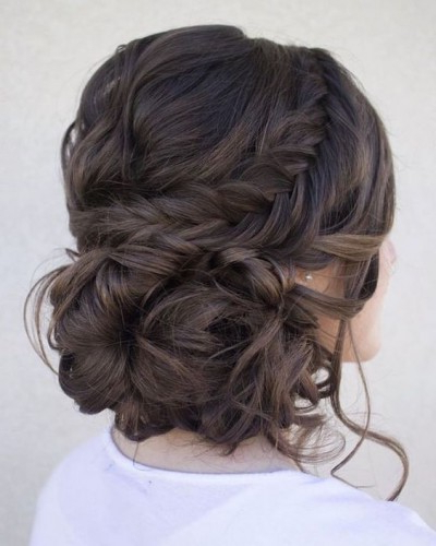 Bun Hairstyles 2018 Wear Hair Up Styles Haircut Fashion Frisur Long With Long Hairstyles Upstyles (View 19 of 25)