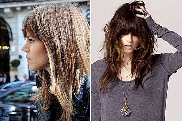 Can't-Miss Shag Haircuts, From Short To Long for Long Hair Shaggy Layers