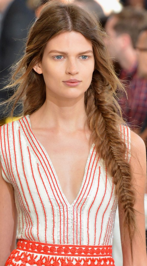 Casual Braided Hairstyle Ideas For Long Hair | Haircuts, Hairstyles For Casual Braids For Long Hair (View 17 of 25)