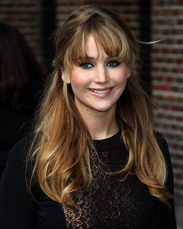 Celeb Hairstyle Of The Week: Jennifer Lawrence – Sheknows with regard to Jennifer Lawrence Long Hairstyles