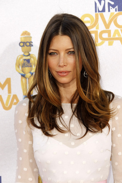Celebrities' Long Hairstyle | Amazing Hairstyles Throughout Long Hairstyles Celebrities (View 23 of 25)
