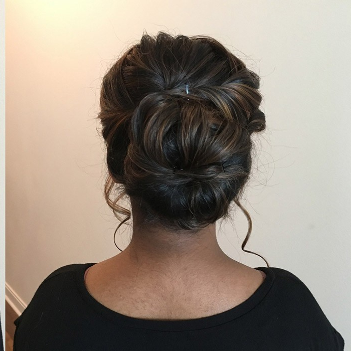 Check Out Our 24 Easy To Do Updos, Perfect For Any Occasion Inside Volumized Low Chignon Prom Hairstyles (View 23 of 25)