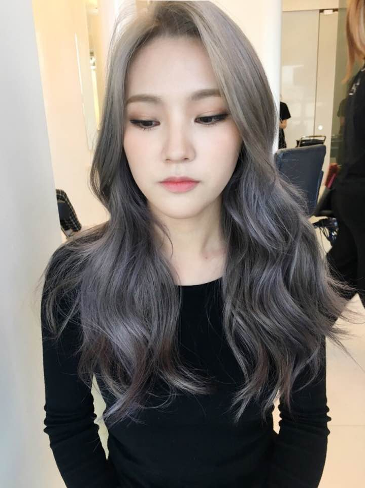 Check Out These 12 Asian Hairstyles To Try In 2017 – Female With Long Layered Hairstyles Korean (View 16 of 25)