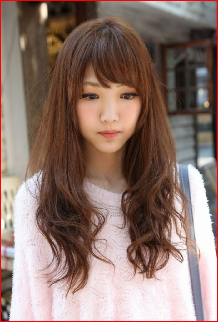 Chinese Cut Hairstyle » Best Easy Hairstyles In Chinese Long Haircuts (View 6 of 25)