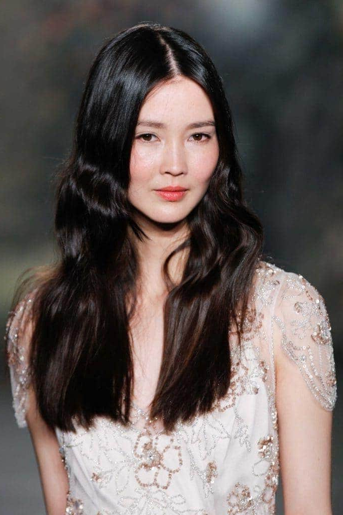 Chinese Hairstyles: 30+ Trendy, Edgy And Simple Styles Pertaining To Chinese Long Hairstyles (View 10 of 25)