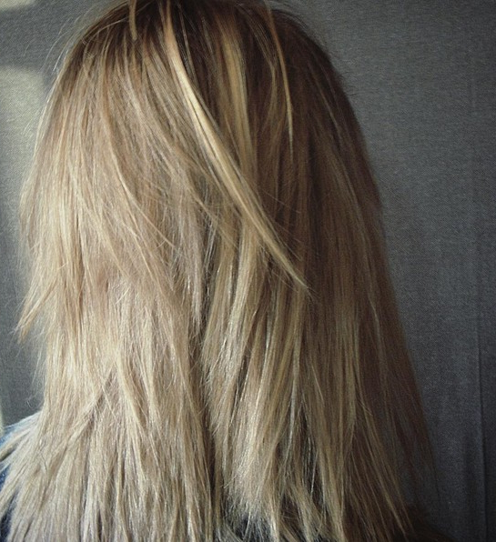 Choppy And Edgy Hairstyle Ideas For Medium Hair – Popular Haircuts Intended For Choppy Layers For Straight Long Hairstyles (View 15 of 25)