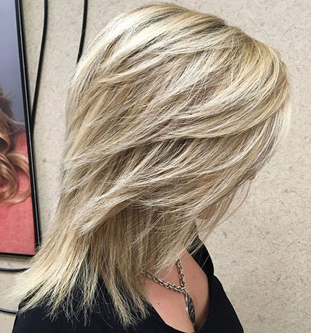 Choppy Layered Haircuts | Best Hairstyles And Haircut Ideas Intended For Choppy Long Layered Hairstyles (View 15 of 25)