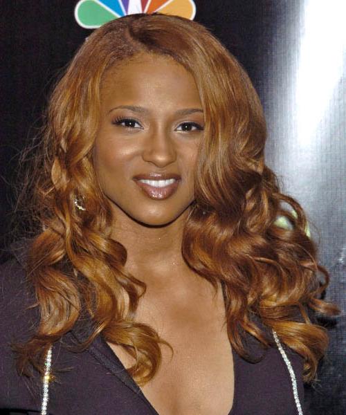 Ciara Formal Long Curly Hairstyle In Ciara Long Hairstyles (View 22 of 25)