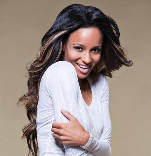Ciara Hairstyles With Regard To Ciara Long Hairstyles (View 15 of 25)