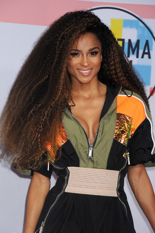 Ciara's Hairstyles & Hair Colors | Steal Her Style With Regard To Ciara Long Hairstyles (View 20 of 25)