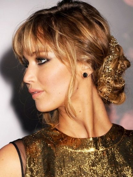 Cocktail Party Hairstyle | Hairstyle For Party | Hair Styles 2014 throughout Long Hairstyles For Cocktail Party