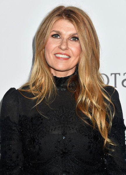 Connie Britton's Elegant Waves – Long Haircuts For Women Over 50 Pertaining To Long Haircuts For Women Over (View 24 of 25)