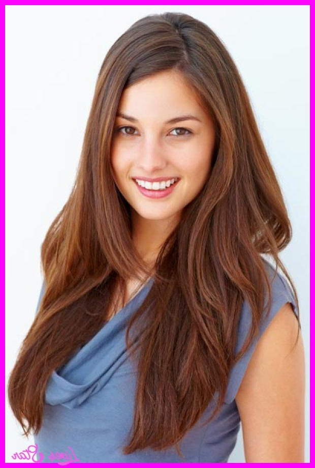 Featured Photo of Long Hairstyles For Teen Girls