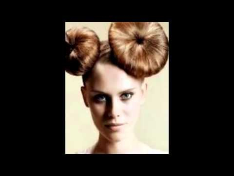 Crazy Hairstyles For Long Hair – Youtube In Crazy Long Hairstyles (View 3 of 25)