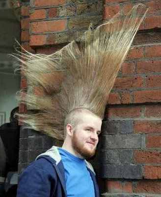 Crazy Hairstyles For Men With Long Hair Crazy Hair Ideas For Crazy Within Crazy Long Hairstyles (View 7 of 25)