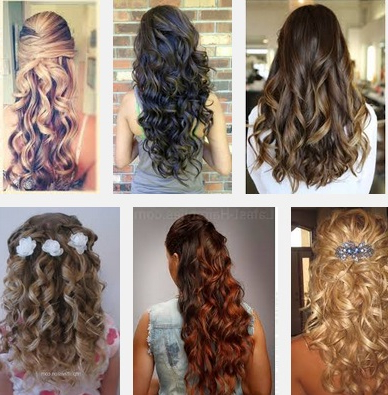 Create Luscious Curls On Your Hair With Hair Curlers | Trendy Pertaining To Long Hairstyles Using Rollers (View 7 of 25)