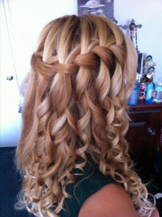 Curly Hair Special Occasion Long Hairstyles – Hairstyle Ideas With Regard To Long Hairstyles For Special Occasions (View 16 of 25)