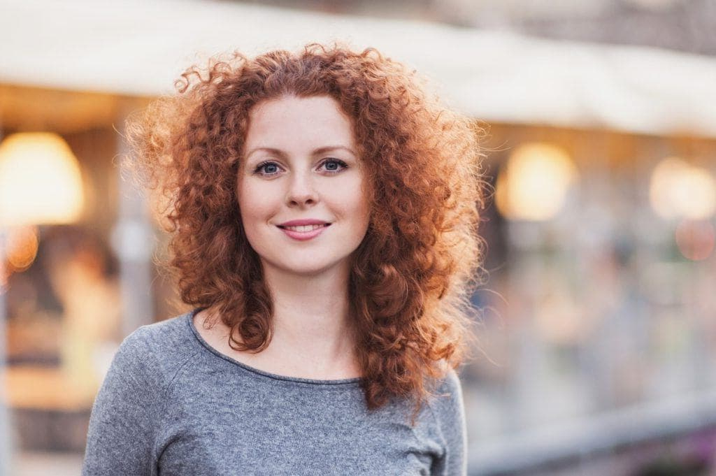Curly Haircuts For Round Faces: 15 Perfect Crops For Curly Girls for Long Curly Hairstyles For Round Faces