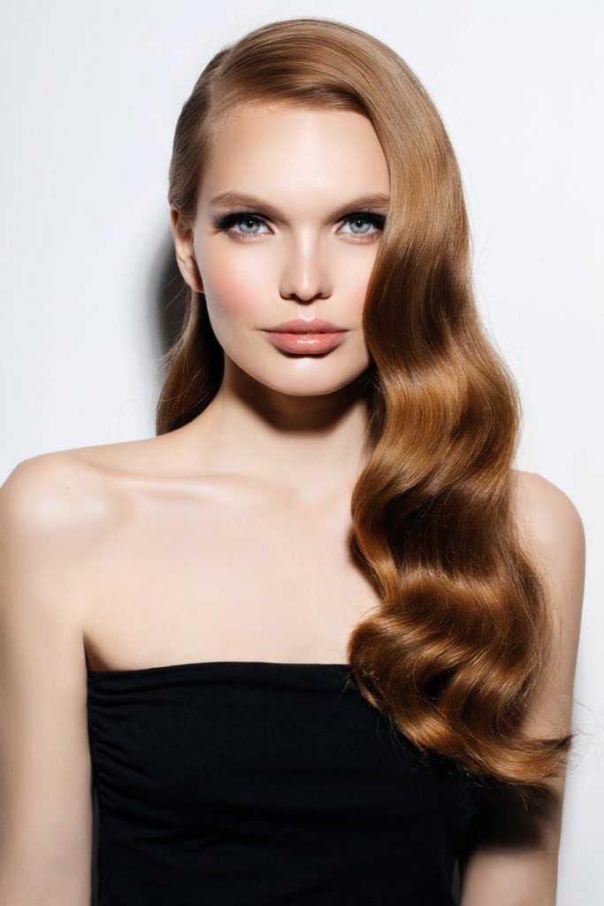 Curly Hairstyles For Long Hair: 19 Kinds Of Curls To Consider in Long Hairstyles Curls