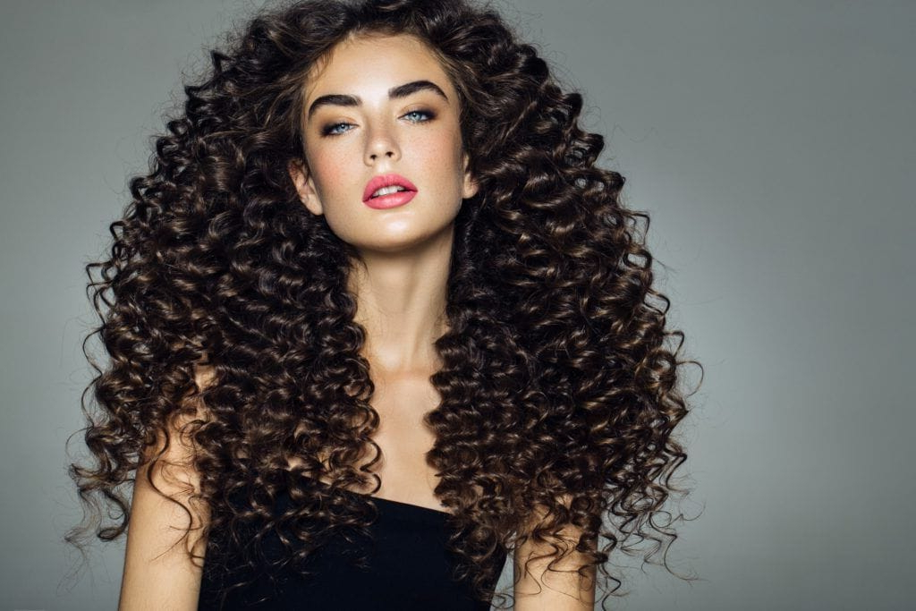 Curly Hairstyles For Long Hair: 19 Kinds Of Curls To Consider In Long Hairstyles For Curly Hair (View 25 of 25)