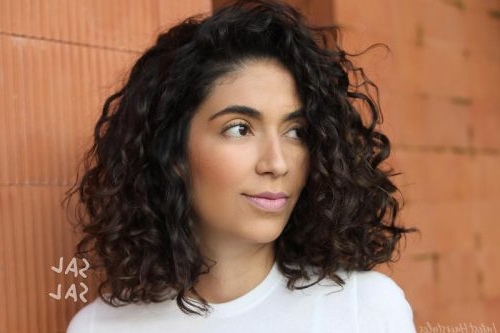 Curly Hairstyles – Ideas And Advice For Naturally Curly Hair In Long Hairstyles For Naturally Curly Hair (View 7 of 25)