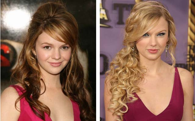 Curly Prom Hairstyles ~ Hairstyle & Haircut 2012 Throughout Long Cascading Curls Prom Hairstyles (View 17 of 25)