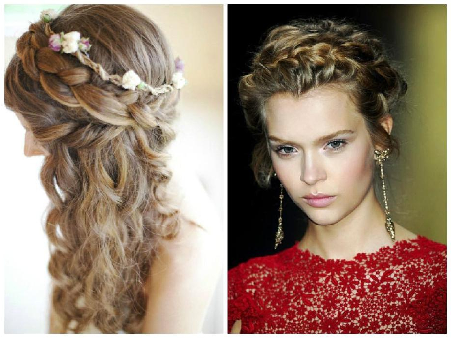 Curly Quinceanera Hairstyles — Classic Style : The Beauty Of intended for Long Curly Quinceanera Hairstyles