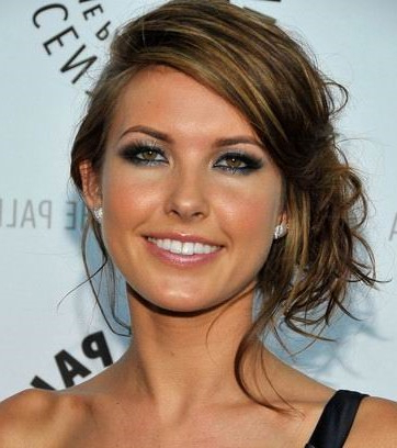 Current Hairstyles For Women 2012 - The Latest Hairstyle Appearance in Long Hairstyles For Evening Wear