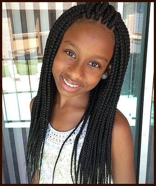 Cute Braided Hairstyles For Black Girls 26383 Black Girls Braid 15 Throughout Black Girls Long Hairstyles (View 18 of 25)