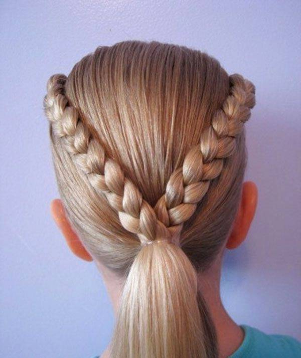 Cute Easy Hairstyles For American Girl Dolls – Braidhairstyle (View 23 of 25)